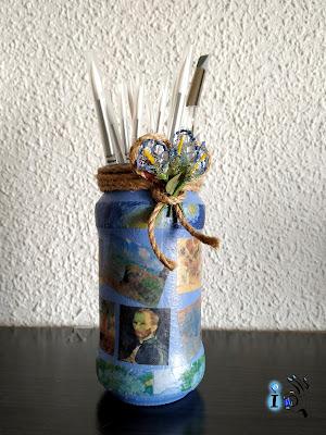 Bote_para_lápices_sencillo_reciclando_un_bote_de_conservas_Ideadoamano