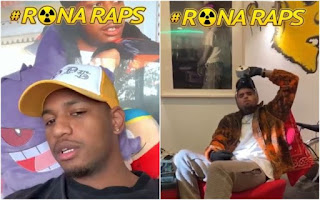 """Chris Brown Shares New Freestyle """"Rona Rap"""" with Guapdad 4000 - Listen"""