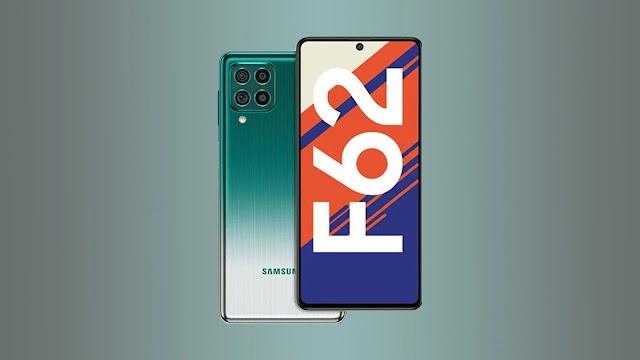 Samsung Galaxy F62 with flagship 7nm Exynos 9825 processor