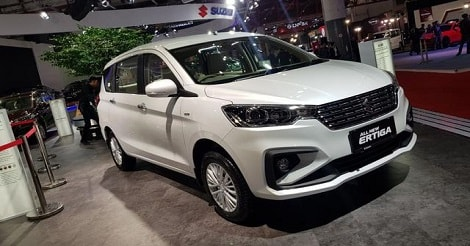 All New Suzuki Ertiga 2019