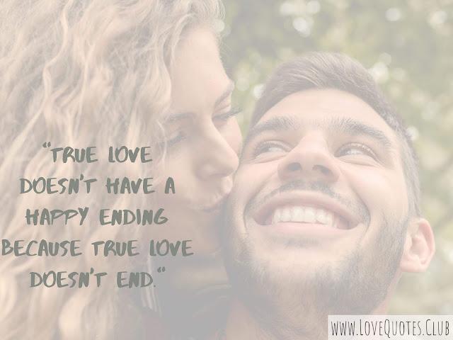 True love romantic quotes