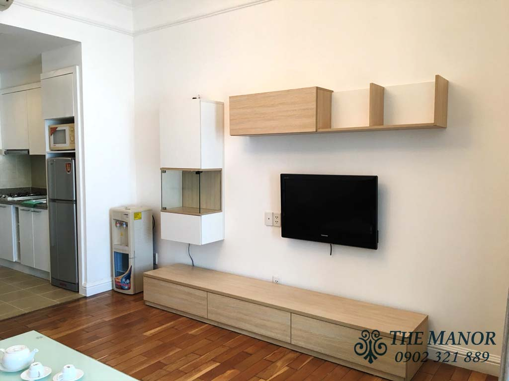 Manor Bình Thạnh cho thuê studio 36m2 giá rẻ - hình 5