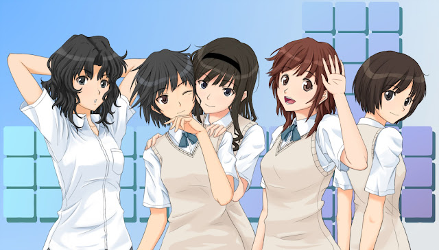 Amagami SS (Episode 01 - 25) Batch Subtitle Indonesia