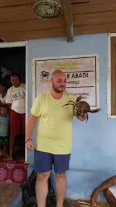 Kepiting Sang Penyelamat
