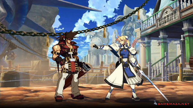 Guilty Gear XRD Gameplay Screenshot 2