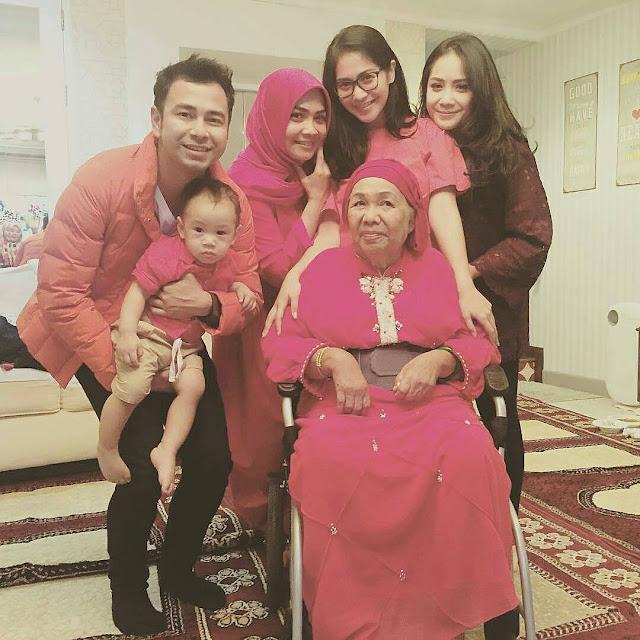 Kabar Duka dari Keluarga Raffi – Nagita, Netizen Banjiri Ucapan Duka Cita di Instagram