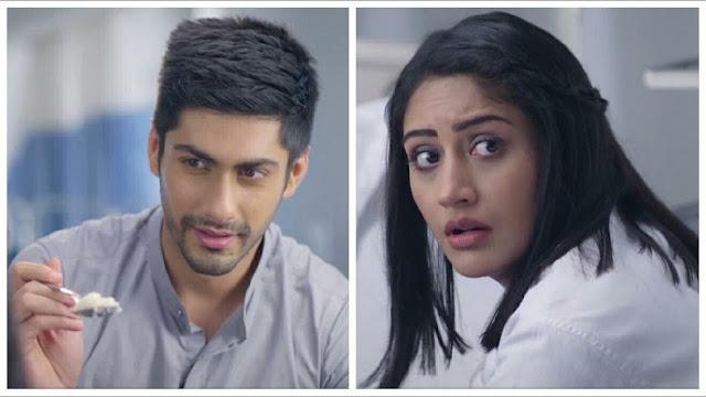 NOK-JHOKS : Sid calls Ishani unprofessional major mishap in Ishani's life in Sanjivani 2