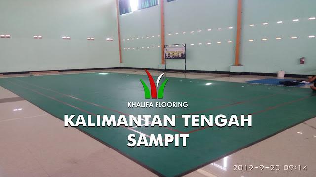 Jual Karpet Badminton Kalimantan Tengah Sampit