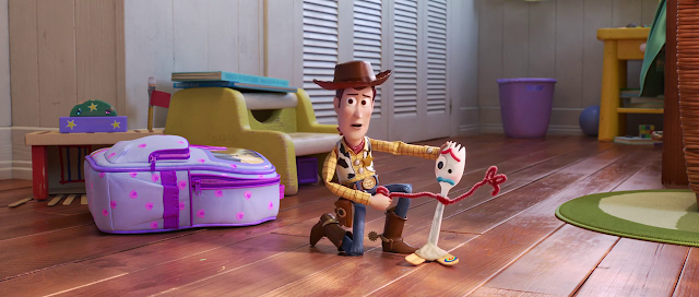 Toy Story 4 (2019) Dual Audio [Hindi-Cleaned] 720p BluRay ESubs Download