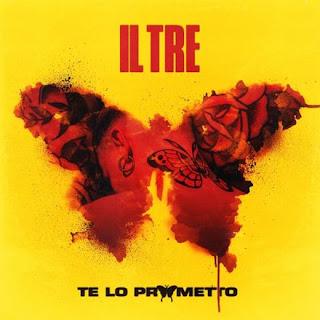 """Copertina di """"Te lo prometto"""", il nuovo singolo di Il Tre."""