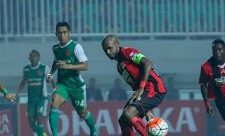 Persipura Taklukkan PS Tira 2-0