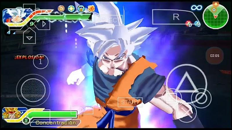 DBZ TTT Mods Legends Tenkaichi Download