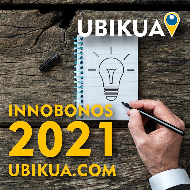Anuncio Innobonos 2021 - Crea Solutions