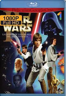 Star Wars Episodio 4: Una Nueva Esperanza [1997] [1080p BRrip] [Latino-Inglés] [GoogleDrive]