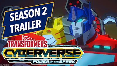 Transformers Cyberverse Season 02 All Images In 720P