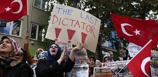 Διαχρονικό ανέκδοτο: Ευρωπαϊκές κυρώσεις κατά της Τουρκίας