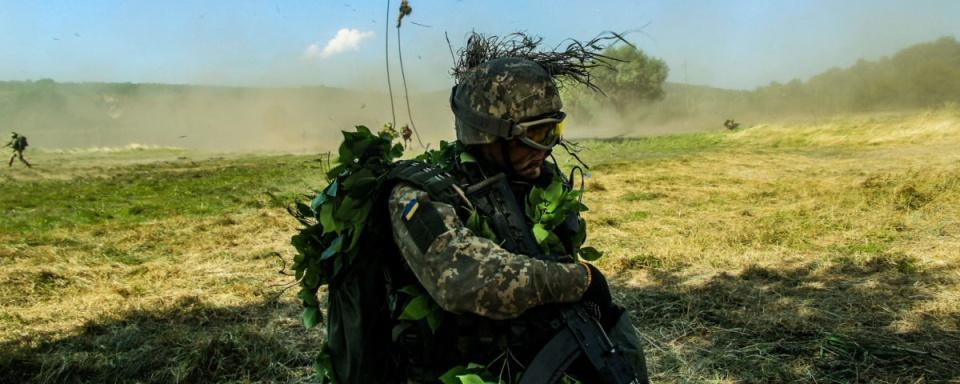 Україна розраховує вступити в НАТО через 5-10 років