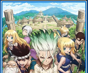 Reseña Anime: Dr. Stone