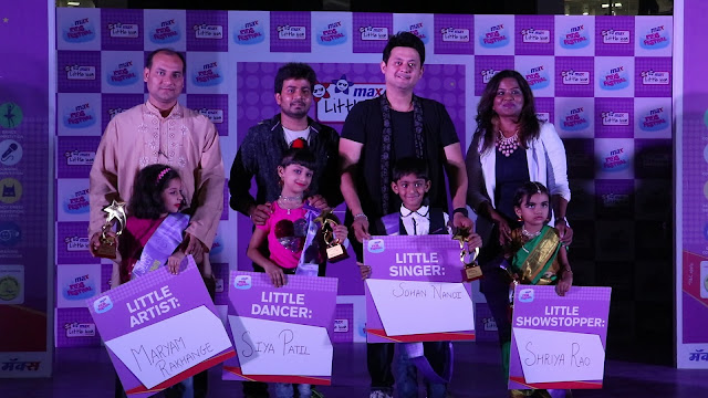 Swapnil Joshi at Max Little Icon Event Gallery