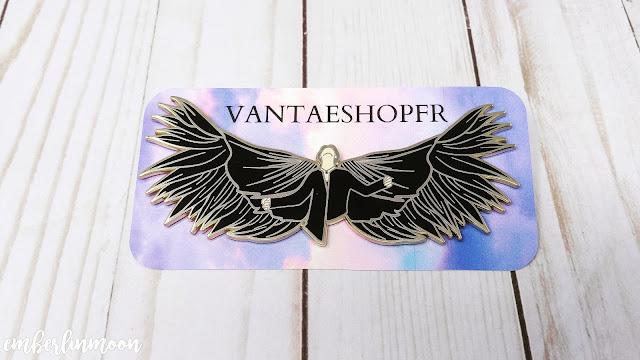 BTS Black Swan Jimin Pin from VantaeFRShop