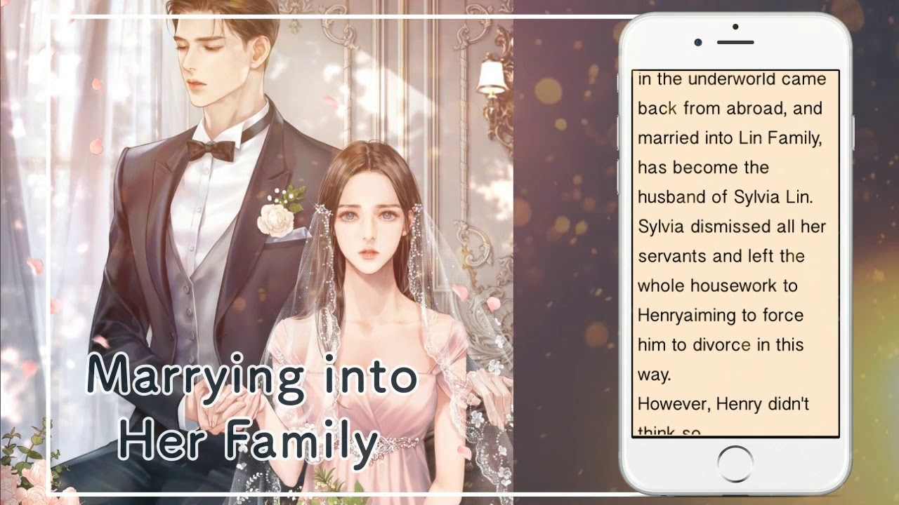 Marrying into her Family Novel Chapter 36 To 40 PDF