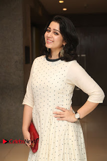 Actress Charmee Kaur Pictures at Tollywood Thunder Franchise Launch  0031