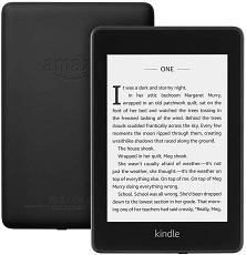 Kindle Paperwhite الجيل العاشر، شاشة 6 انش عالية الوضوح، مضاد للماء، سعة 8 جيجا، واي فاي، اسود