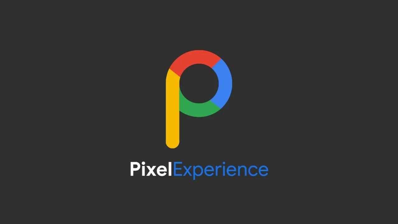 logo pixel experience