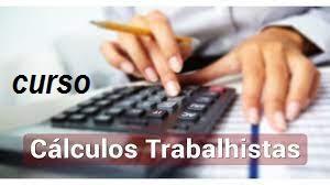 Curso Online de Cálculos Trabalhistas