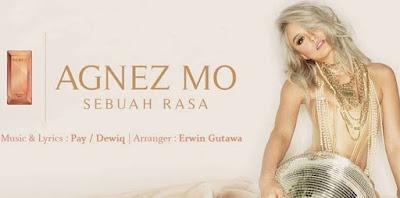Lirik Agnez Mo Sebuah Rasa
