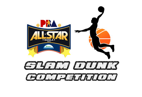 List of Participants 2016 PBA All-Star Slam Dunk Competition