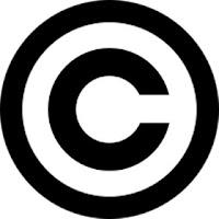 logo hak cipta (copyright)