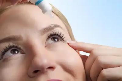 علاج جفاف العين بالأعشاب