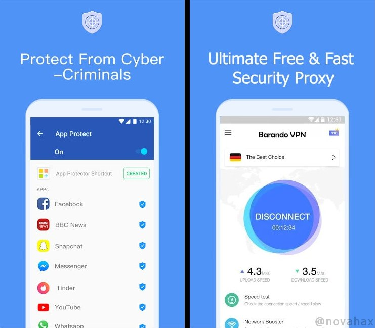 Barando vpn apk free download