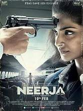 Neerja (2016) Malayalam BRrip Movie Watch Online Download