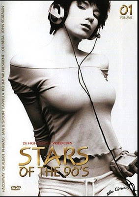 Stars of the 90's – Volume 1 2004 DVD R1 NTSC VO