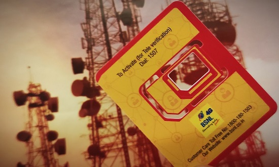 BSNL activated 1.5 million new mobile connections in December 2020; Target exceeded by Bihar, Haryana, Chennai & UP(West) circles