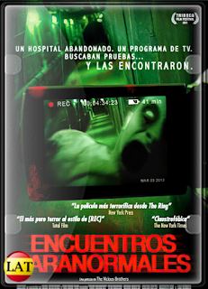 Fenomeno Siniestro (2011) DVDRIP LATINO