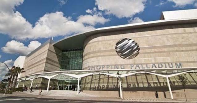 vagas shopping palladium