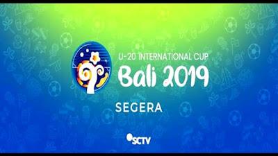 cara menonton international cup 2019 bali menggunakan parabola