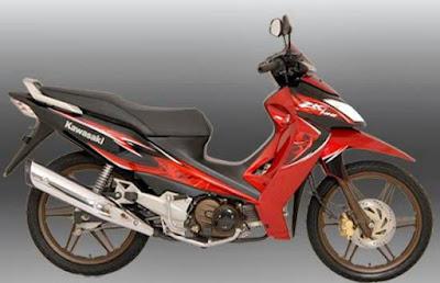 Spesifikasi Kawasaki ZX 130 Tahun 2005