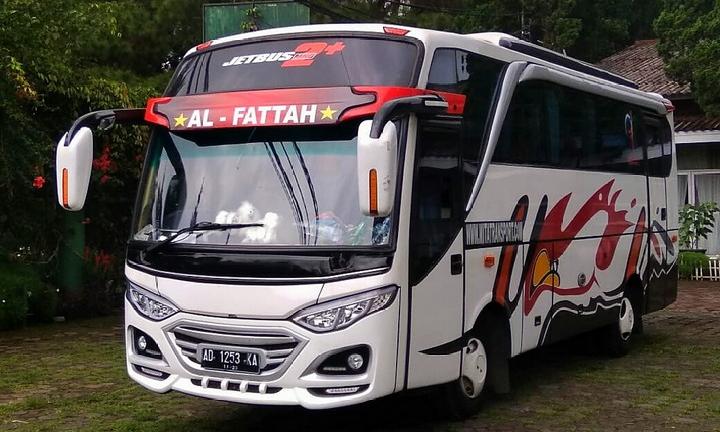 Sewa Bus 30 Seat Jogja