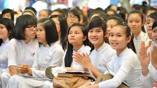 Lịch đi học của học sinh cả nước