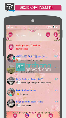 Droid Chat! V2.13.1.14