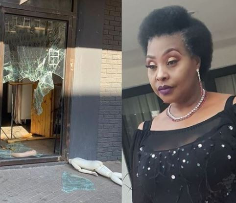 Xenophobia: People protesting broke into my daughter's shop and looted - Yvonne Chaka Chaka