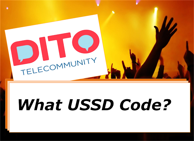 What is the USSD Code of Dito?