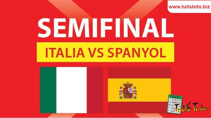 Italia Vs Spanyol: Menang Adu Penalti Gli Azzurri ke Final Euro 2020