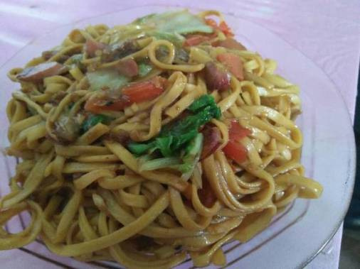 Cara Membuat Mie Goreng Spesial yang Pedasnya Nendang