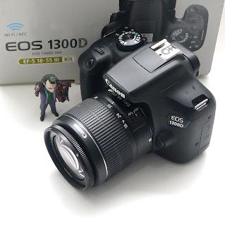 Canon EOS 1300D Fullset Bekas Di Malang