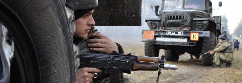 У Черкасах сформовано нову бригаду ЗСУ